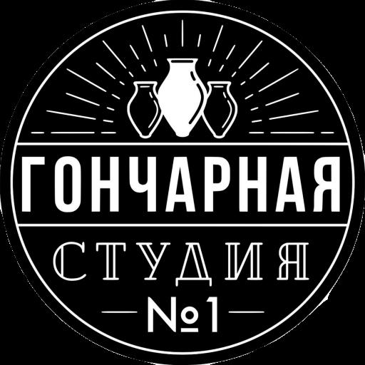 логотип (лого) гончарная студия №1