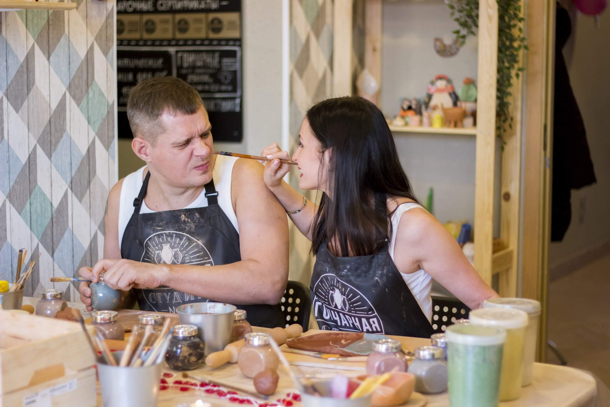 романтическое свидание в Москве2